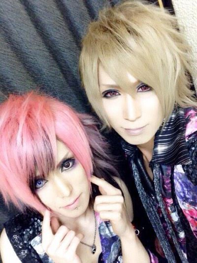 Yuduki and K.O.H du groupe astaria