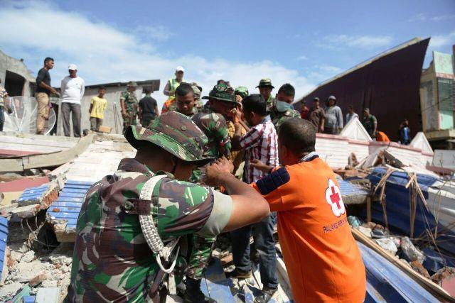 Gempa Pidie Jaya Terasa Seluruh Aceh Dan Sumut