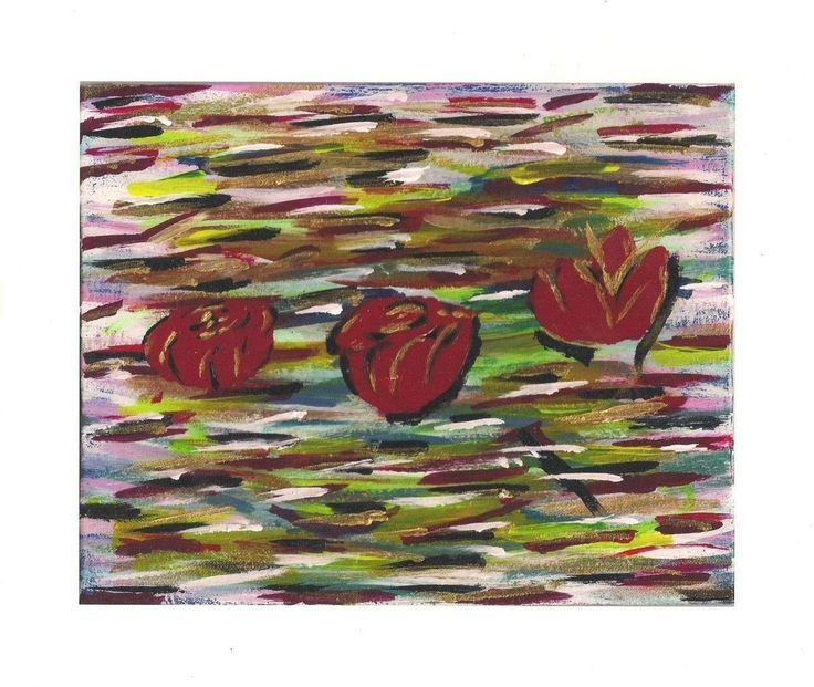 Stop and smell the flowers by jt7artdesign on Etsy