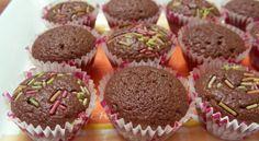 Μίνι κέικ Νutella's με 3 υλικά σε 3 κινήσεις