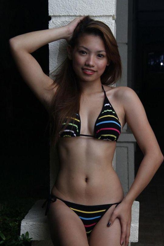 In Bikini Stunning Asian Teen 88