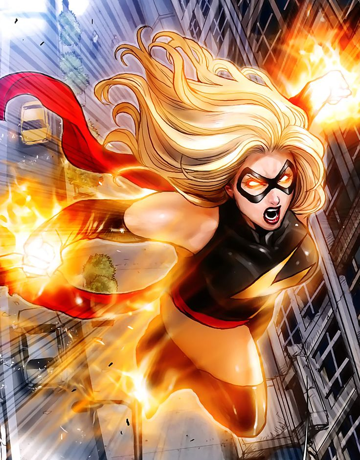 Carol Danvers (Earth-616) - Marvel Comics Database