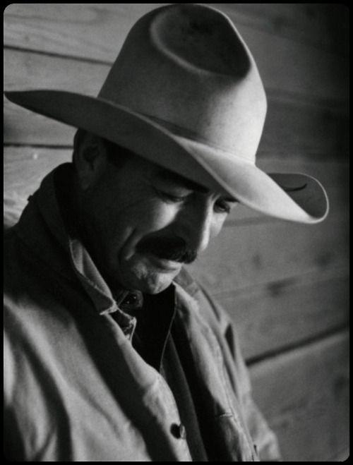 Tom Selleck - best western actor next to Sam Elliot