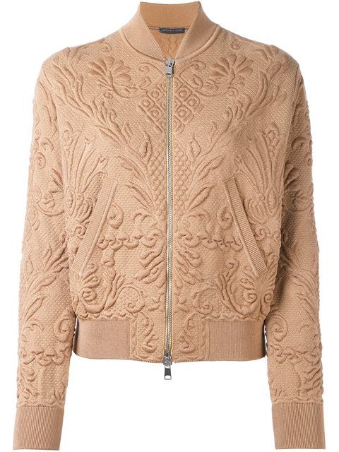 Shop Alexander McQueen textured jacquard bomber jacket in Biffi from the world's best independent boutiques at farfetch.com. Shop 400 boutiques at one address.