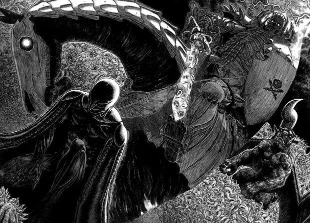 Berserk-34-Femto-SkullKnight-Zodd