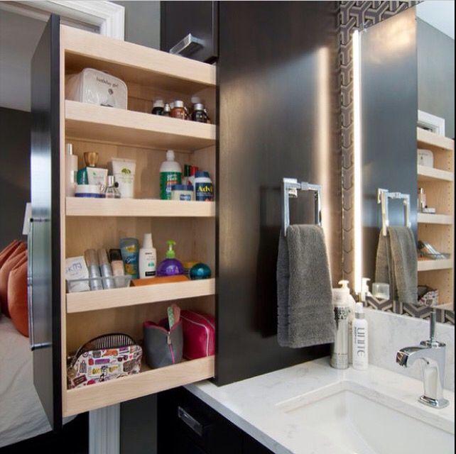 Artesanato Reciclar ~ Armário tipo gaveta vertical Banheiro Pinte