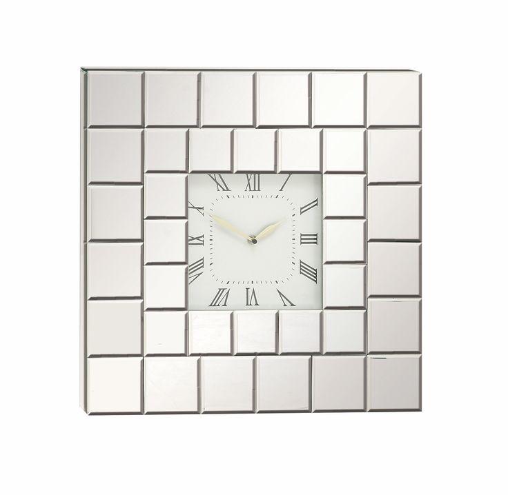 Margaret Square Wall Clock