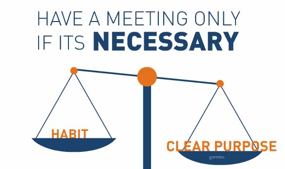 Tired of unnecessary meetings? Follow Google's CEO, Eric  Schmidt's 8 meeting rules!