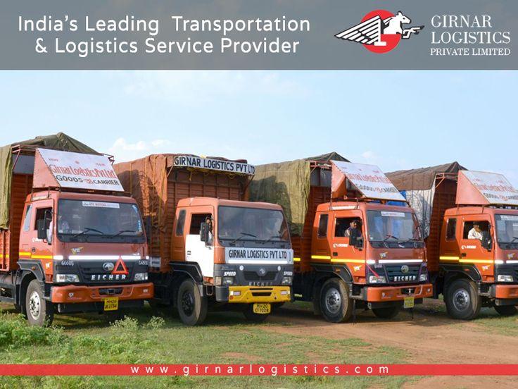 #GirnarLogistics India's Leading Transportation & Logistics Service Provider http://www.girnarlogistics.com