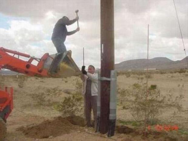 Funny Safety Fails – 40 Pics