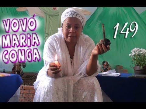 Diálogo 149 - Vovó Maria Conga [Márcia Moraes] - DIÁLOGO COM OS ESPÍRITOS