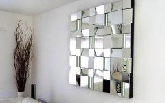 Extraordinary Decorative Mirrors For Living Room