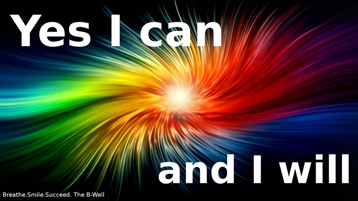 Yes I can - and I will