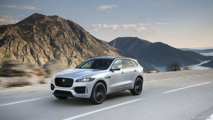 Jaguar F-Pace Diesel - 2017