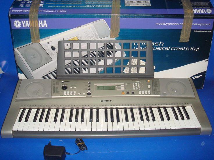 Teclado Yamaha buen estado!-teclado yamaha modelo psr E313