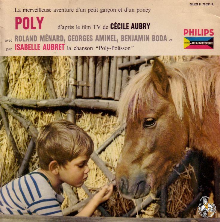 Disque Séries TV et Dessins Animés La merveilleuse aventure d'un petit garçon et d'un poney Poly