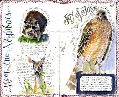 Artists' Journal Workshop: The Sketchbook Project - Final Update