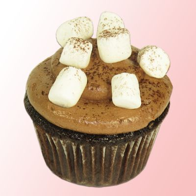 Hot chocolate cupcakes, Mexican hot chocolate and Chocolate cupcakes ...