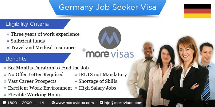 Germany Job Seeker Visa Process has How to apply #Germanyjobseekervisa?, #Germany job seeker #visa requirements and work permits. http://bit.ly/1RhUDq1
