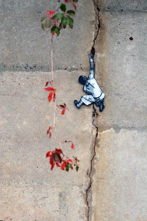 33 excellentes créations Street Art de Joe Lurato ! (image)