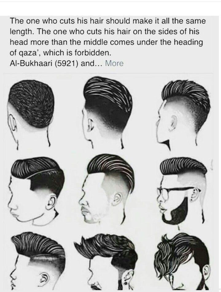 Qaza-Haarschnitt