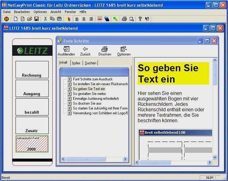 17 Cool Leitz 1685 Vorlage Word Solche Konnen 3