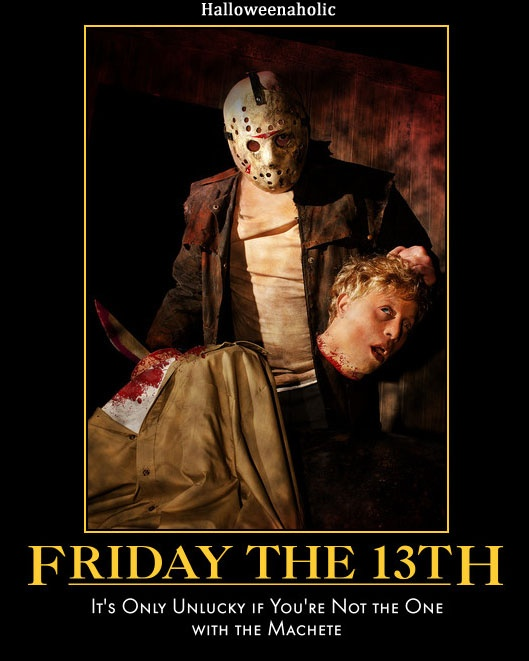 51 Best Yikes! It's Friday The 13th Images On Pinterest