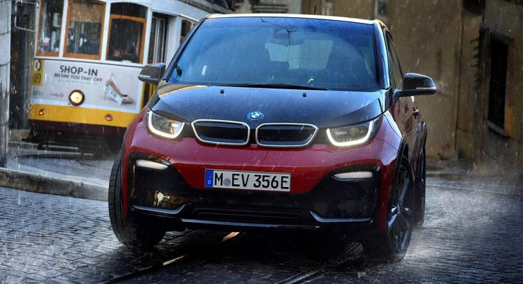 BMW Details New i3S' Fast-Acting Traction Control System