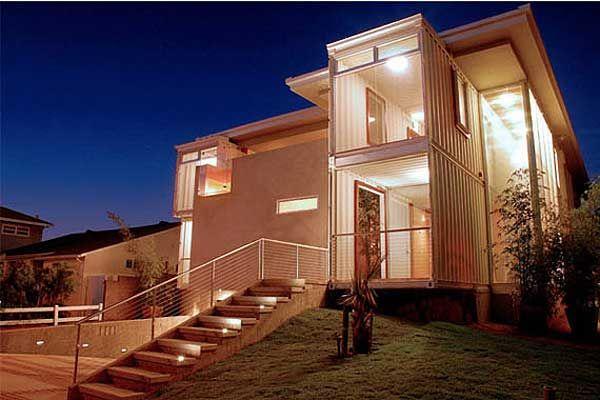 De Maria Designs Redondo Beach Container House