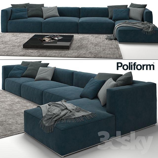 Sofa Poliform Shangai Living Room Sofa Design Furniture Sofa