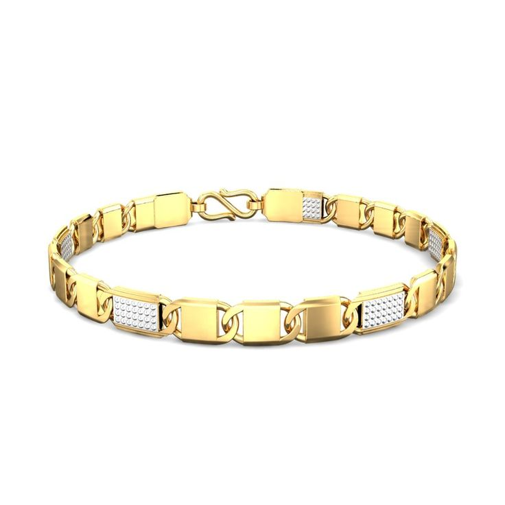 The Maxwell Gold Bracelet