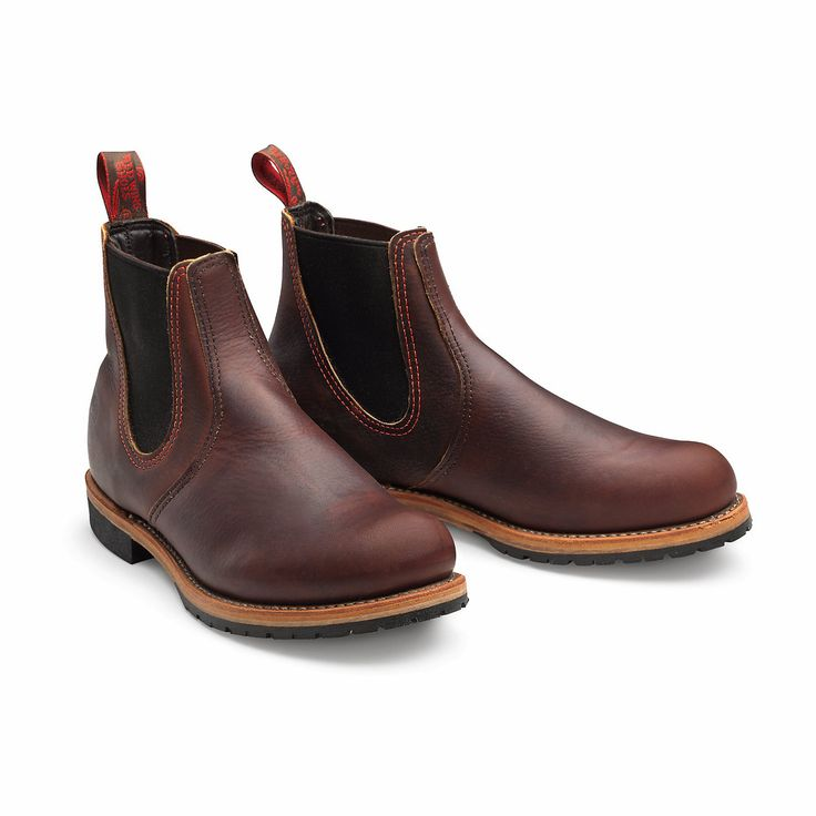 Red Wing Chelsea Rancher_02