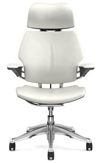 Ergonomic Chairs - Freedom Task Chair with Headreast Configurator | Humanscale