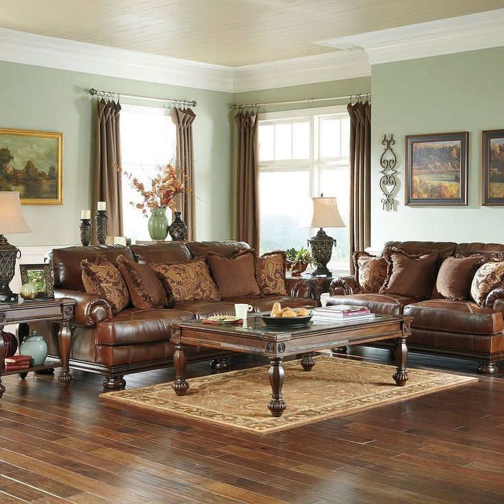 That Furniture Outlet - Minnesota's #1 Furniture Outlet. We have exceptionally low everyday prices in a very relaxed shopping atmosphere. Ashley Hutcherson Sofa & Loveseat thatfurnitureoutlet.com #thatfurnitureoutlet  #thatfurniture  High Quality. Terrific Selection. Exceptional Prices.