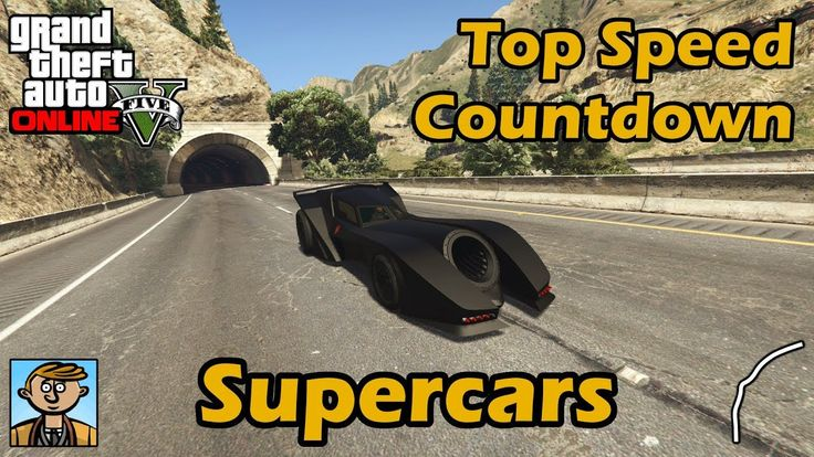 Broughy1322 Fastest Supercars (2018) GTA 5 Best Fully