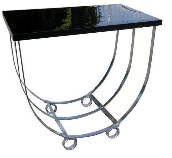 McKay American Art Deco Occasional Table