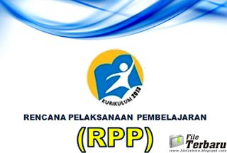 Download RPP Kurikulum 2013 Untuk Kelas 1 2 3 4 5 dan 6 SD Semester 1 dan Semester 2 Lengkap