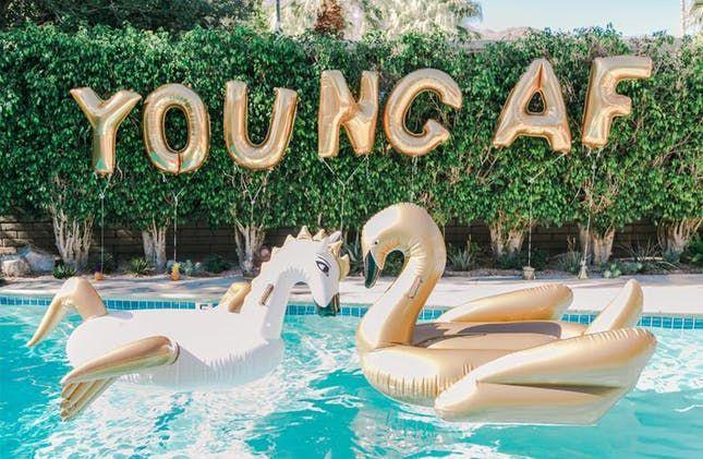 30th Birthday Pool Party Ideas That Will Make A Splash