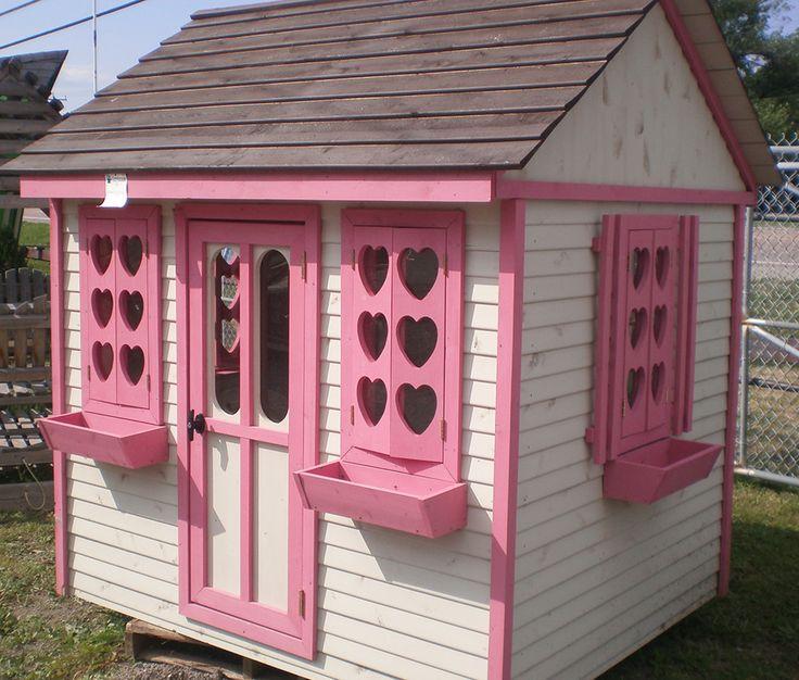 Custom playhouse by Flamborough Patio