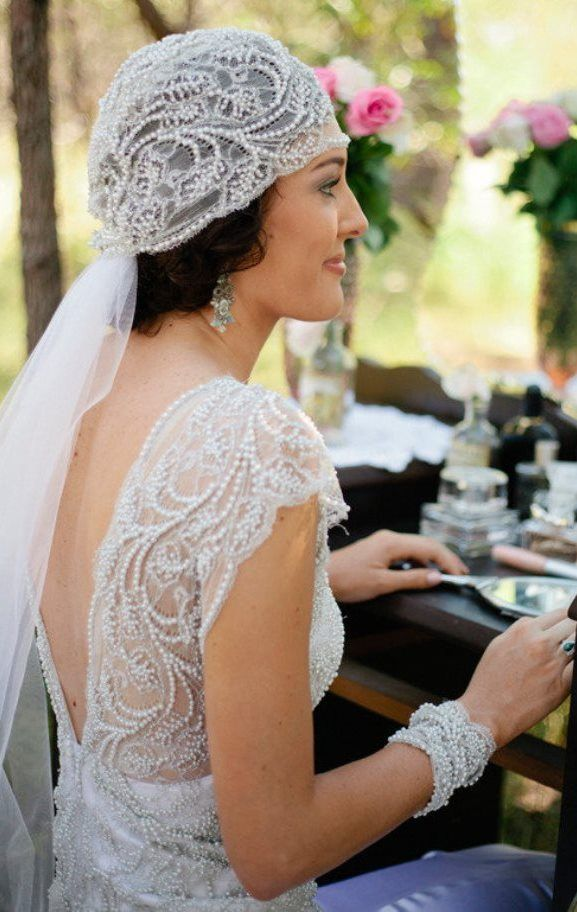 Stylish Wedding Veils | Weddings Romantique  Keywords: #weddinghairaccessories #weddingveils #jevelweddingplanning Follow Us: www.jevelweddingplanning.com  www.facebook.com/jevelweddingplanning/