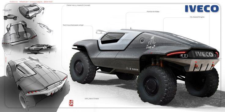 #iveco #concept #Design #Cardesign