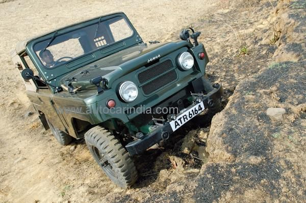 The Jeep and the Jonga were the workhorses of the Indian Army for many long years. We take a drive through history.