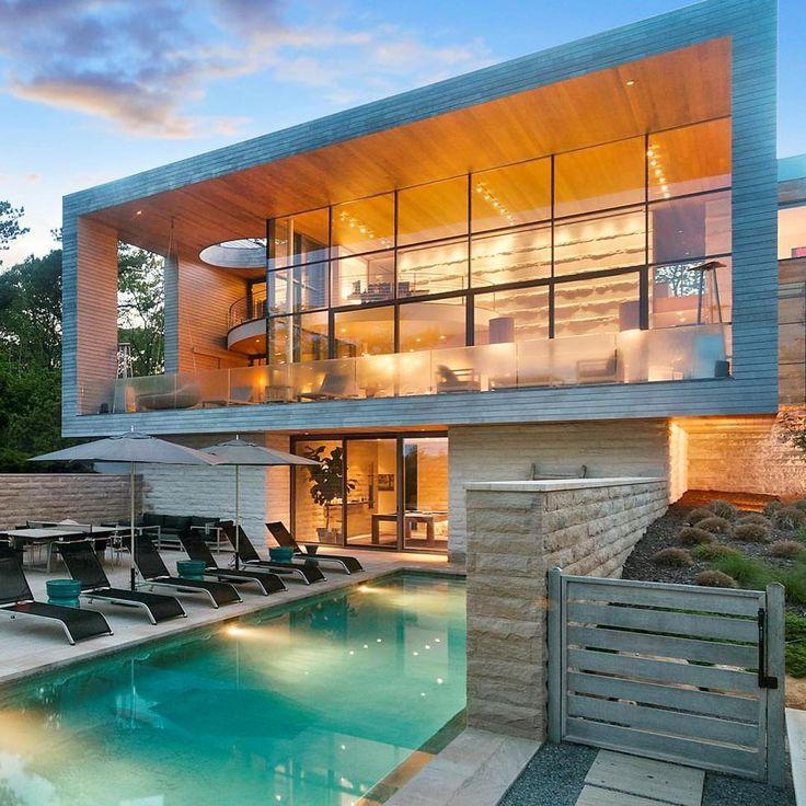 Best Modern Homes Images On Pinterest Modern Homes