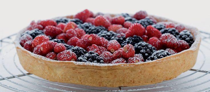 Crostata ai frutti di boscoL  Right click to translate recipe portion if using Google for Google Translate