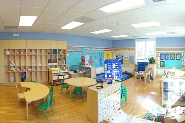 Pre Kindergarten Classroom Layout