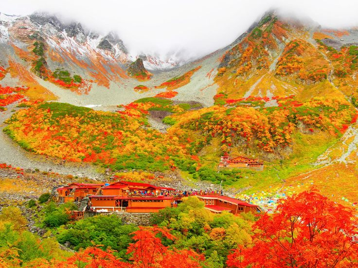 上高地の大自然を満喫。絶景を見るなら基本を知ろう!20のまとめ - Find Travel