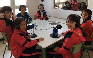 Radios Escolares CEP Telde Canarias: Celebrando el Día de la Radio desde la escuela