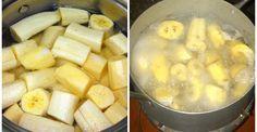 Comment j'ai pu rater une astuce pareille ? Faites bouillir des bananes avant de vous coucher, le résultat : incroyable !