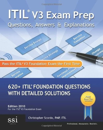 16 best itil images on pinterest foundation foundation dupes and bestseller books online itil v3 exam prep questions answers explanations 800 fandeluxe Images