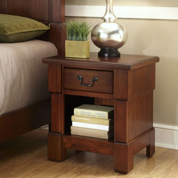 26 Best Narrow Width Nightstands Images On Pinterest